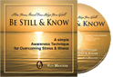 Be Still & Know CDs