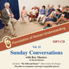 Sunday Conversations MP3 Volumes CDs