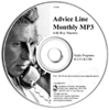 Adviceline Monthly MP3 CDs