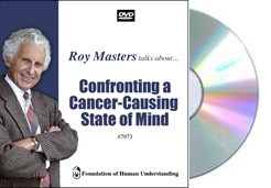 Confronting a Cancer-Causing State of Mind - Video DVD