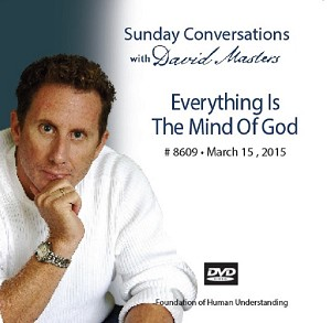 """Everything Is the Mind of God"" -  DVD"