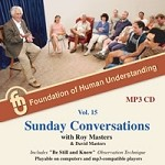 20 Collected Sunday Conversations Vol 15 - MP3 CD