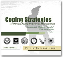 Coping Strategies Distribution CD - For Volunteer Distributors Only