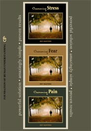 Overcome Stress, Fear & Pain - Audio Pack