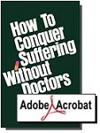 How To Conquer Suffering Without Doctors - PDF Download