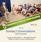 20 Collected Sunday Conversations Vol 20 - MP3 CD