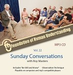 20 Collected Sunday Conversations Vol 22 - MP3 CD
