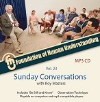 20 Collected Sunday Conversations Vol 23 - MP3 CD