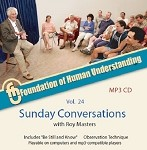 20 Collected Sunday Conversations Vol 24 - MP3 CD