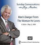 Man's Danger From the Woman He Loves - 2nd May 1991 -  DVD