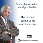 """The Terrorist Within Us All"" -  DVD"