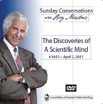 """The Discoveries of a Scientific Mind"" -  DVD"