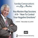 Roy Masters Rap Sessions #19 -