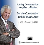 Sunday Conversation February 10, 2019 - DVD